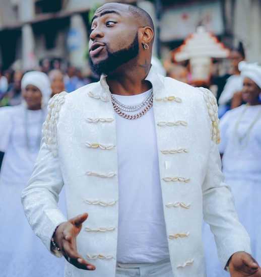 Davido changes phone number to keep bad energy far away 1